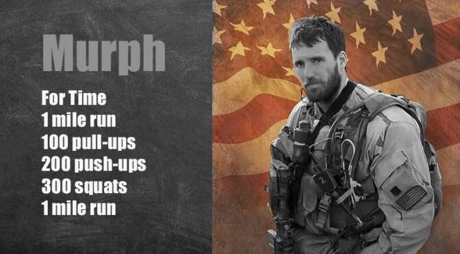 Veja nossas dicas para Hero Wod  Murph