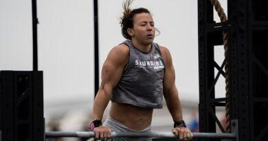 Kara Saunders abandona o CrossFit Games