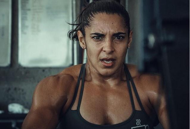 Lari Cunha está fora do Nobull CrossFit Games